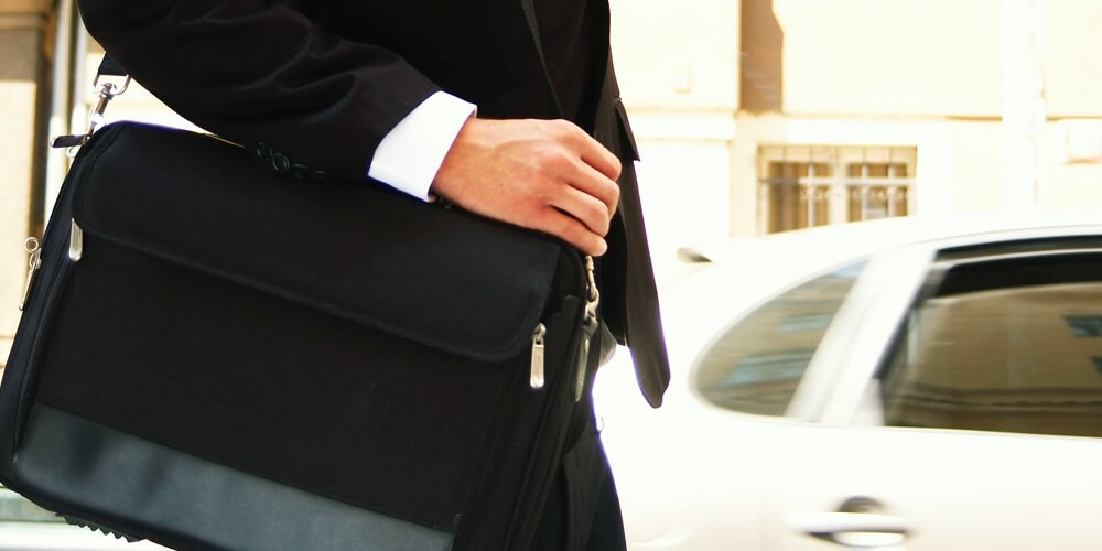 professional messenger bag