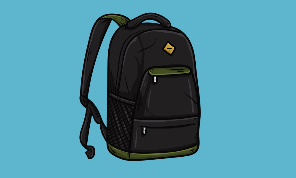 example of best backpack brands in India