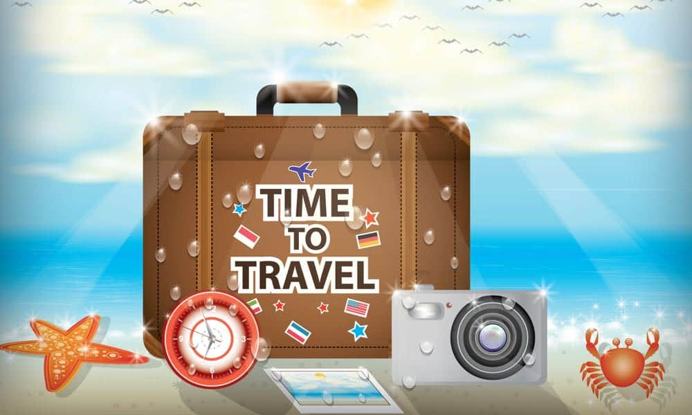 time to travel graphic image