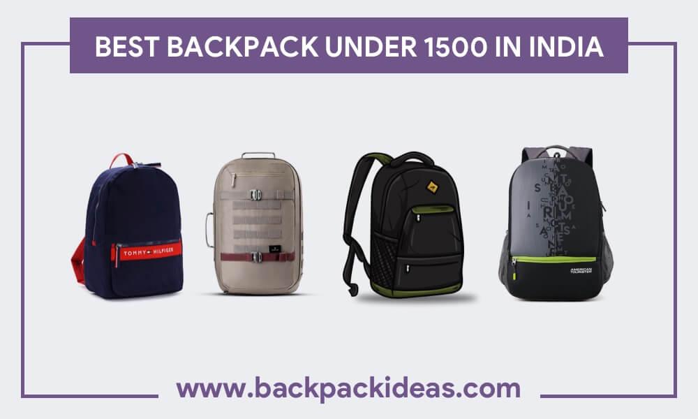 best backpack under 1500 illustrator